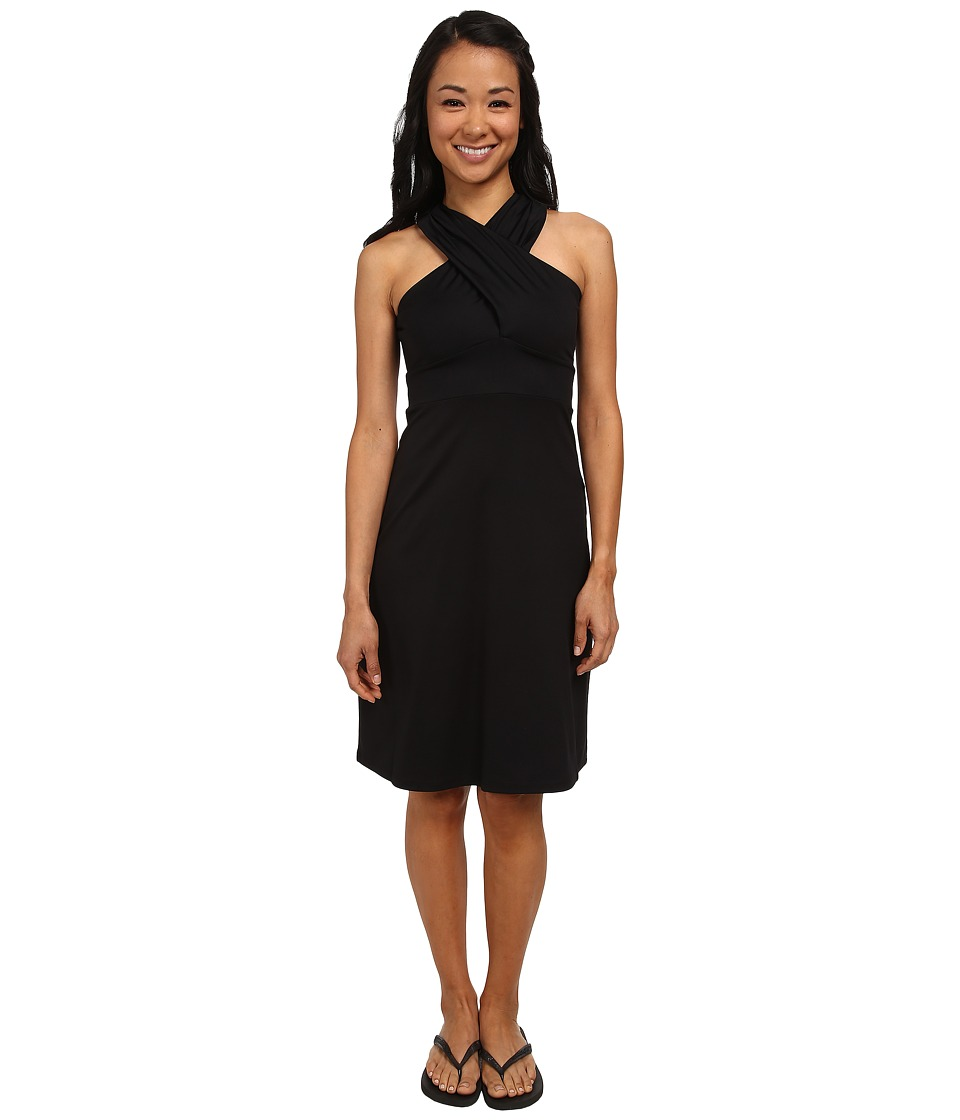 FIG Clothing - Bai Dress (Black) Women's Dress