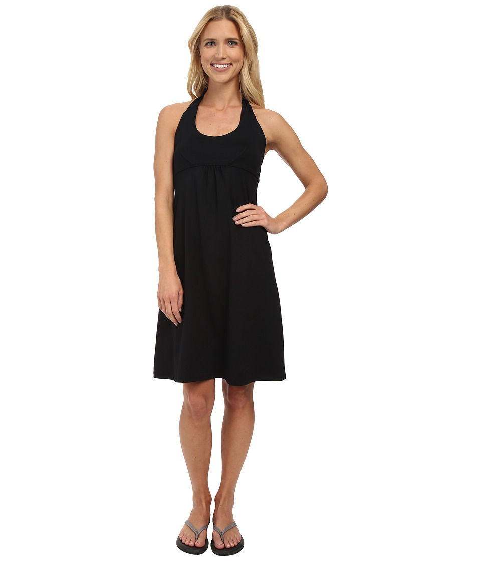 FIG Clothing - Hoi Dress (Black) Women's Dress
