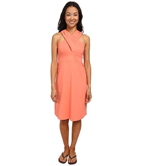 FIG Clothing - Bai Dress (Papaya) Women