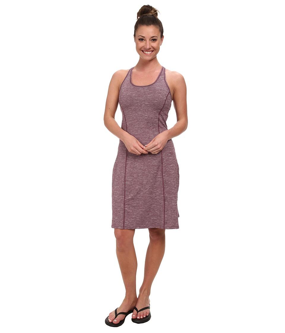 Mountain Hardwear - Mighty Activa Dress (Purple Dahlia) Women's Dress