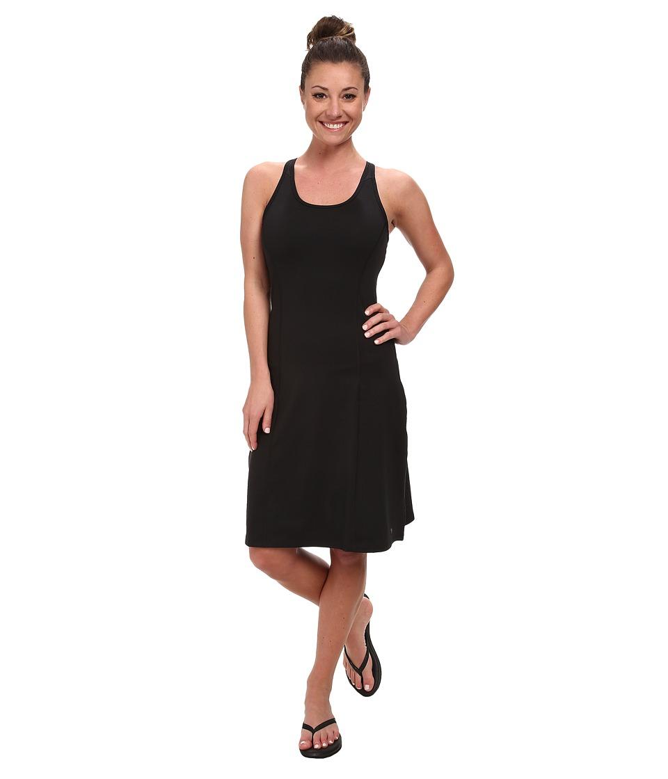 Mountain Hardwear - Mighty Activa Dress (Black) Women's Dress