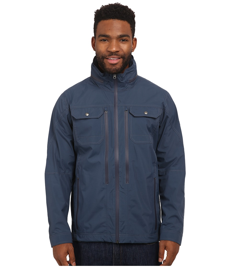 Kuhl - Saboteur Jacket (Pirate Blue) Men's Coat