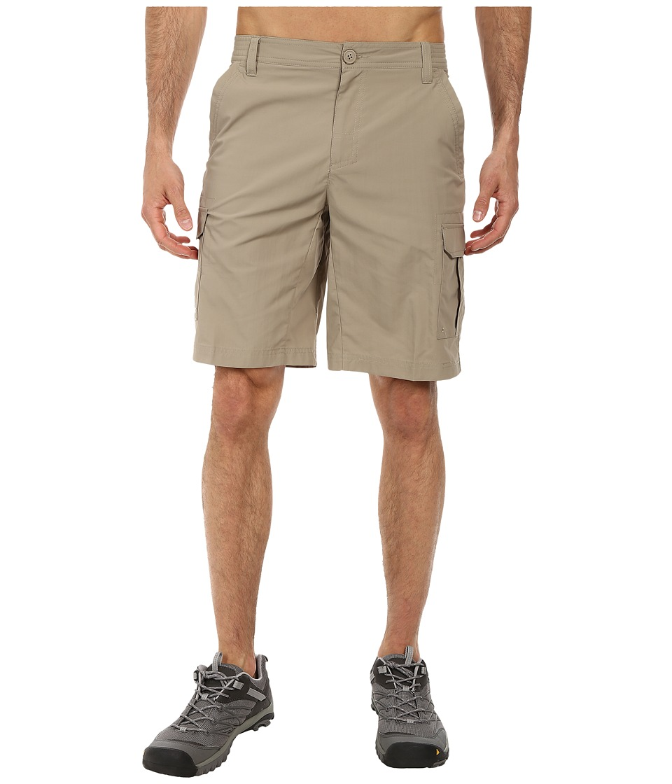Columbia - Voyager Cargo Short (Tusk) Men's Shorts