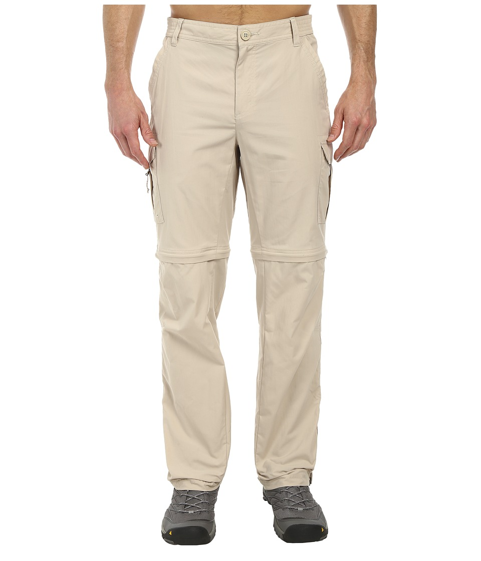 Columbia - Voyager Convertible Pant (Fossil) Men's Casual Pants