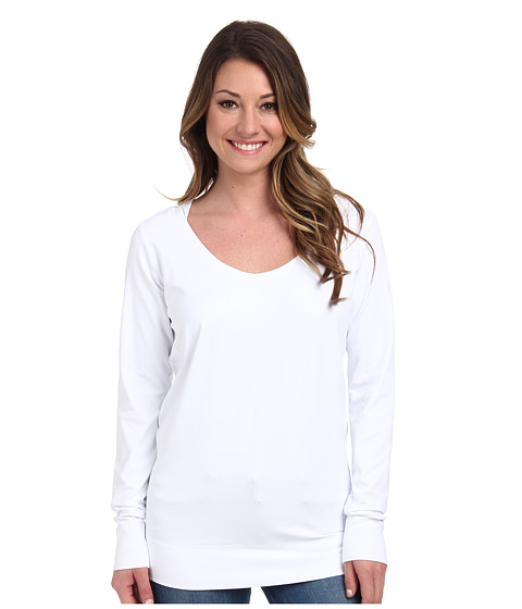 FIG Clothing - Cya Top (White) Women