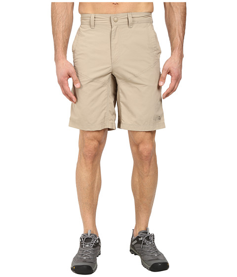 The North Face - Horizon Utility Short (Dune Beige) Men