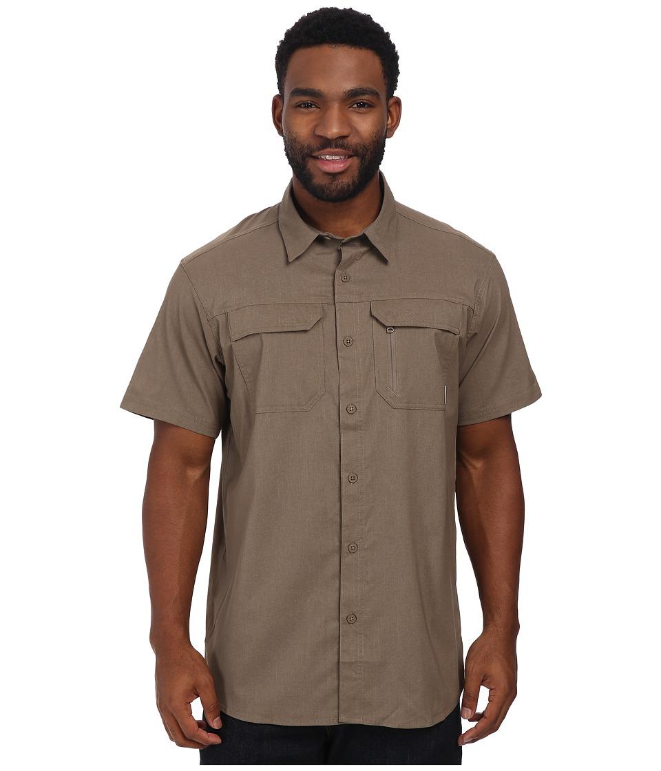 Columbia - Royce Peak II S/S Shirt (Wet Sand) Men