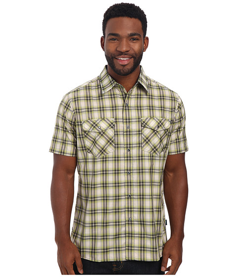 Kuhl - Rukus S/S Shirt (Lizard) Men's Short Sleeve Button Up