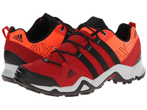 adidas Outdoor - AX 2 (Power Red/Solar Red/Core Black) Men's Shoes