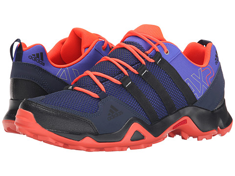 adidas Outdoor - AX 2 (Col. Navy/Black/Solar Red) Men