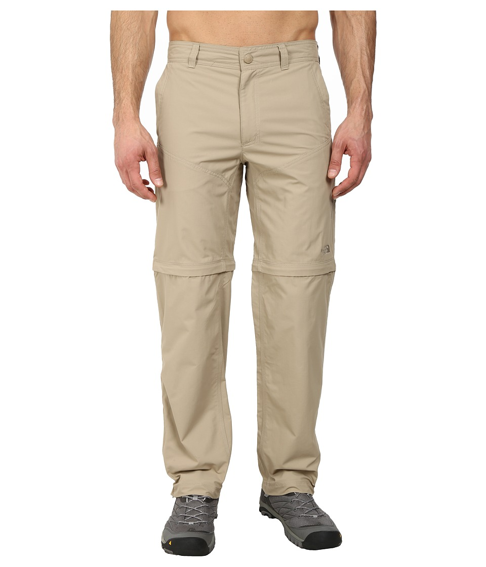 The North Face - Horizon Convertible Pant (Dune Beige) Men's Casual Pants