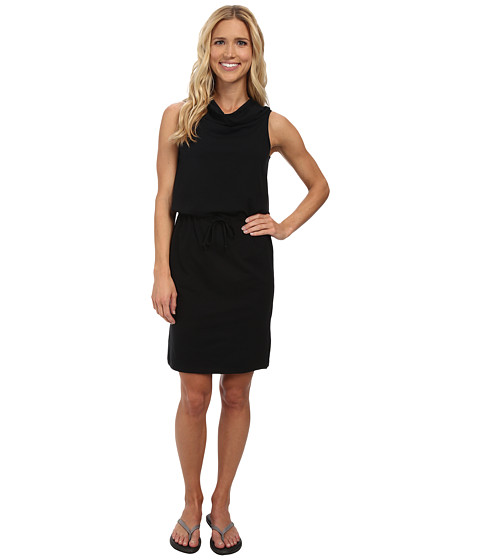 FIG Clothing - Oza Dress (Black) Women's Dress