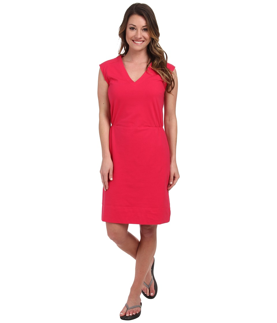 FIG Clothing - Kix Dress (Blush) Women's Dress