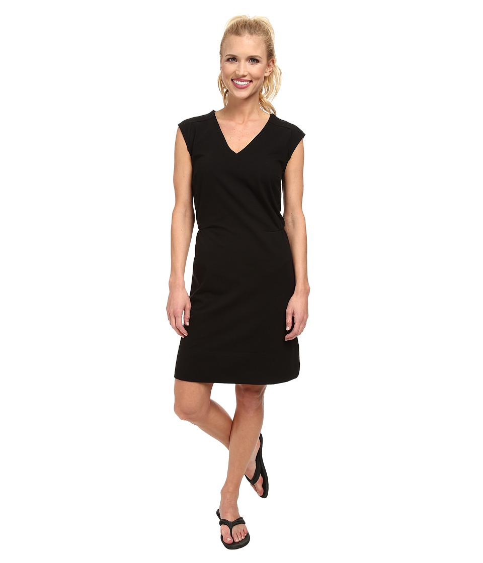 FIG Clothing Kix Dress (Black) Women