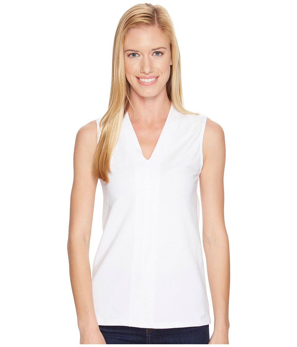 FIG Clothing - Mag Top (White) Women's Clothing