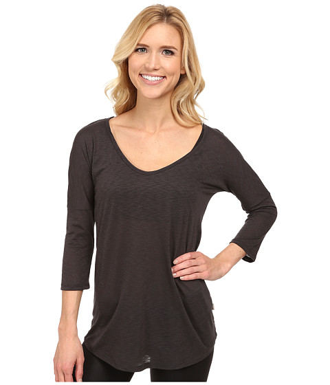 FIG Clothing - Mam Top (Charcoal) Women