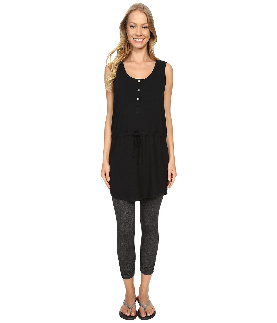 FIG Clothing - Ysy Tunic (Black) Women's Clothing