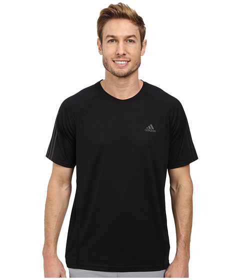 adidas Outdoor - Terrex Swift Drydye Tee (Black) Men