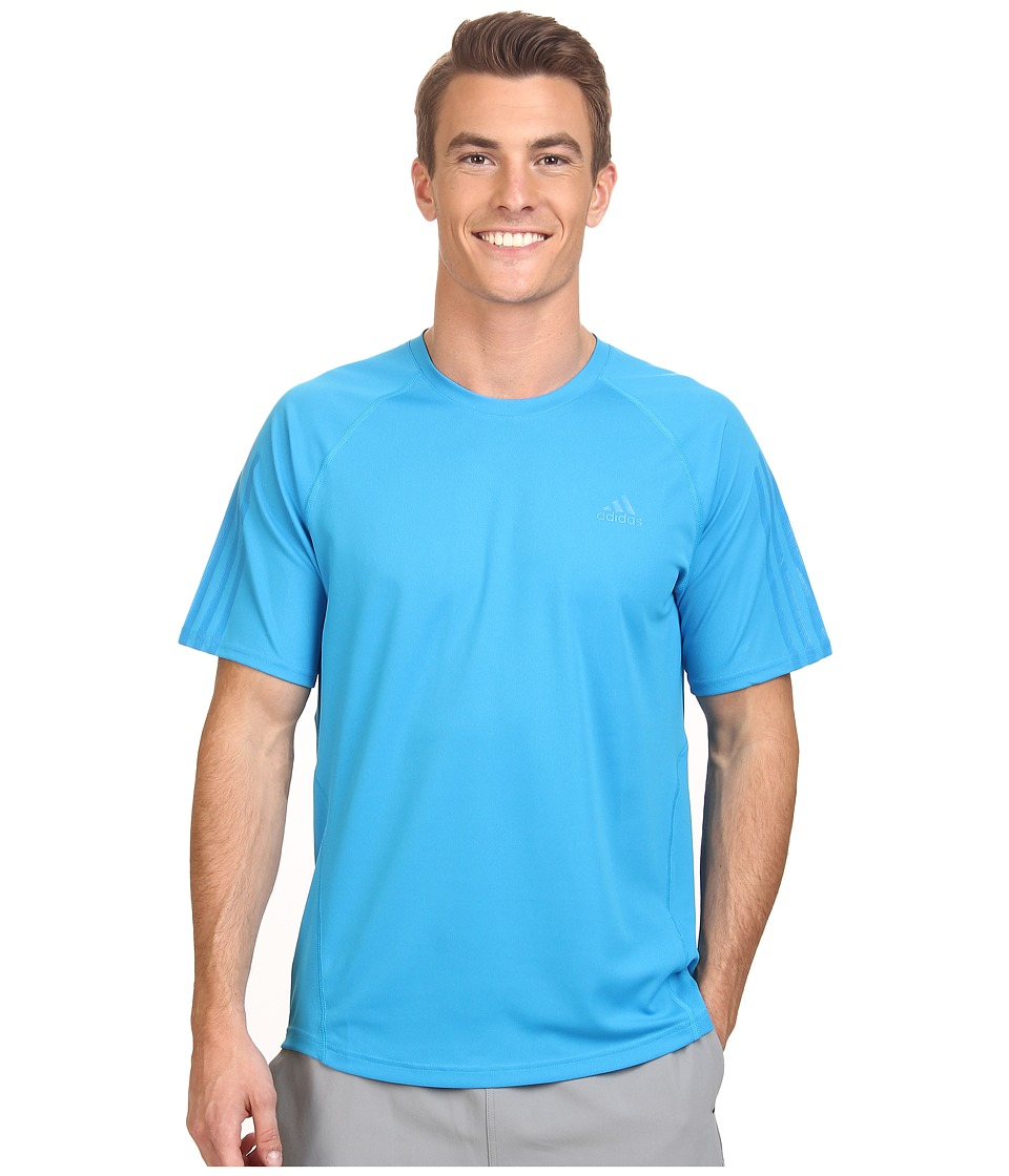 adidas Outdoor Terrex Swift Drydye Tee (Solar Blue) Men
