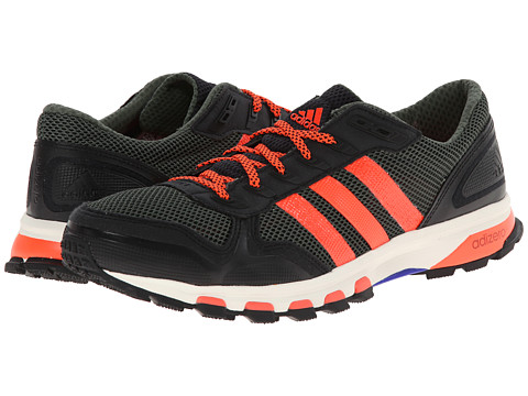adidas Outdoor - Adizero XT 5 (Base Green/Solar Red/Chalk White) Men