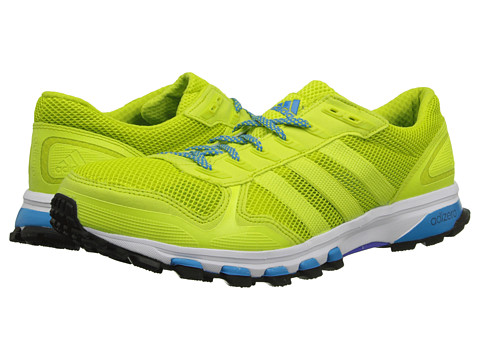 adidas Outdoor - Adizero XT 5 (Semi Solar Yellow/White/Col. Navy) Men's Shoes