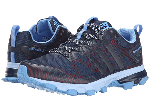 adidas Outdoor - Response Trail 21 M (Col. Navy/Clear Sky/Lucky Blue) Men's Cross Training Shoes