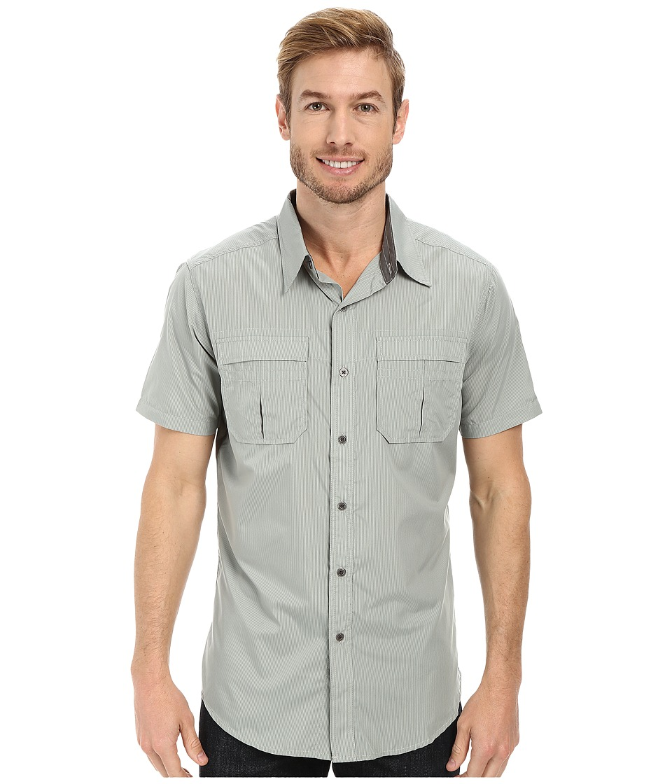 Kuhl - Infinite S/S Shirt (Desert Sage) Men's Long Sleeve Button Up
