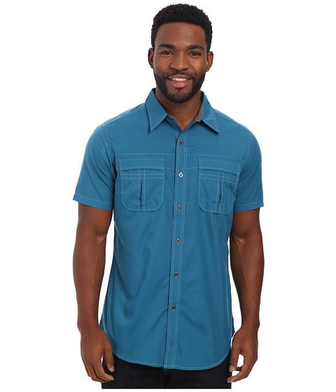 Kuhl - Infinite S/S Shirt (Tidal Wave Blue) Men