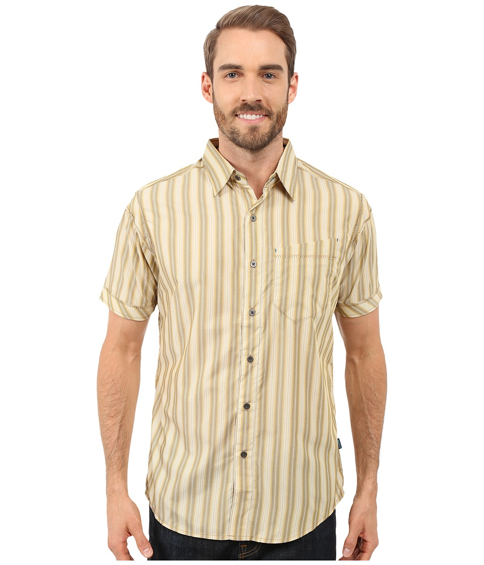 Kuhl - Spyke (Bohemian Gold) Men's Short Sleeve Button Up