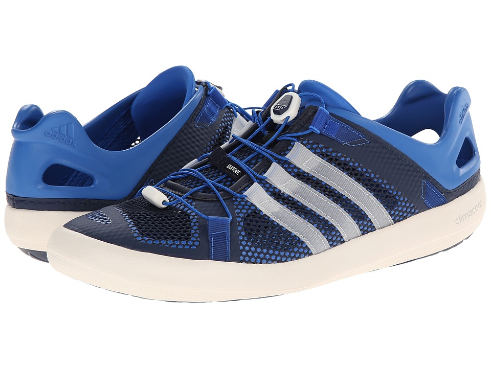 adidas Outdoor - Climacool Boat Breeze (Col. Navy/Chalk White/Bright Royal) Men's Shoes