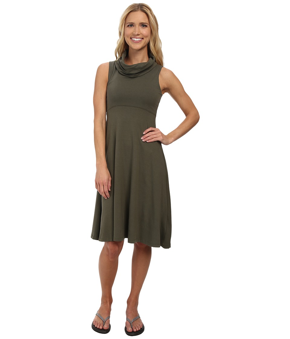 FIG Clothing - Naf Dress (Abalone) Women's Dress