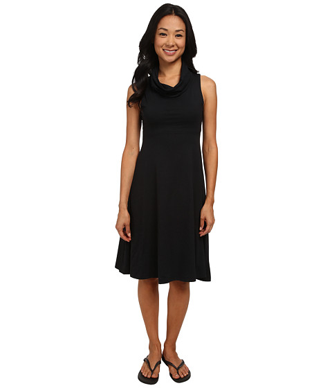 FIG Clothing - Naf Dress (Black) Women's Dress
