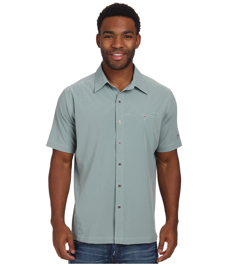 KUHL - Renegade Shirt (Desert Sage) Men's Short Sleeve Button Up