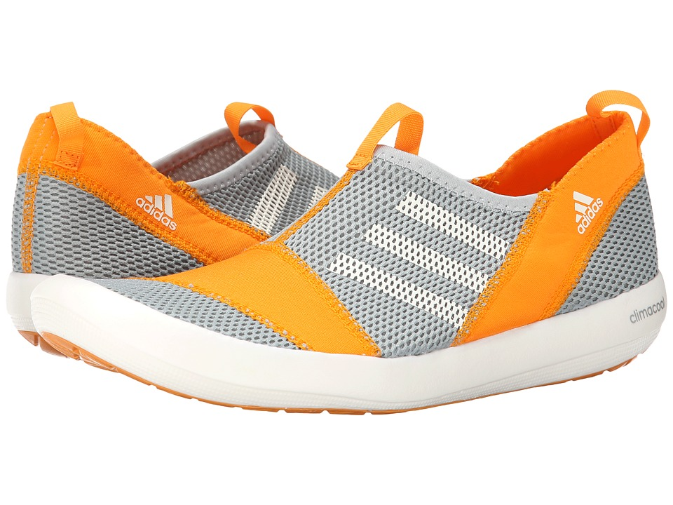 adidas Outdoor - CLIMACOOL Boat SL (Lucky Orange/Chalk White/Clear Onix) Men's Shoes