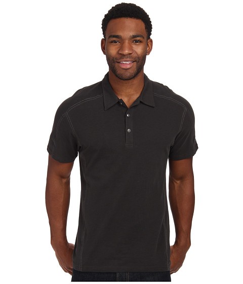 Kuhl - Skor S/S Shirt (Carbon) Men's Short Sleeve Pullover
