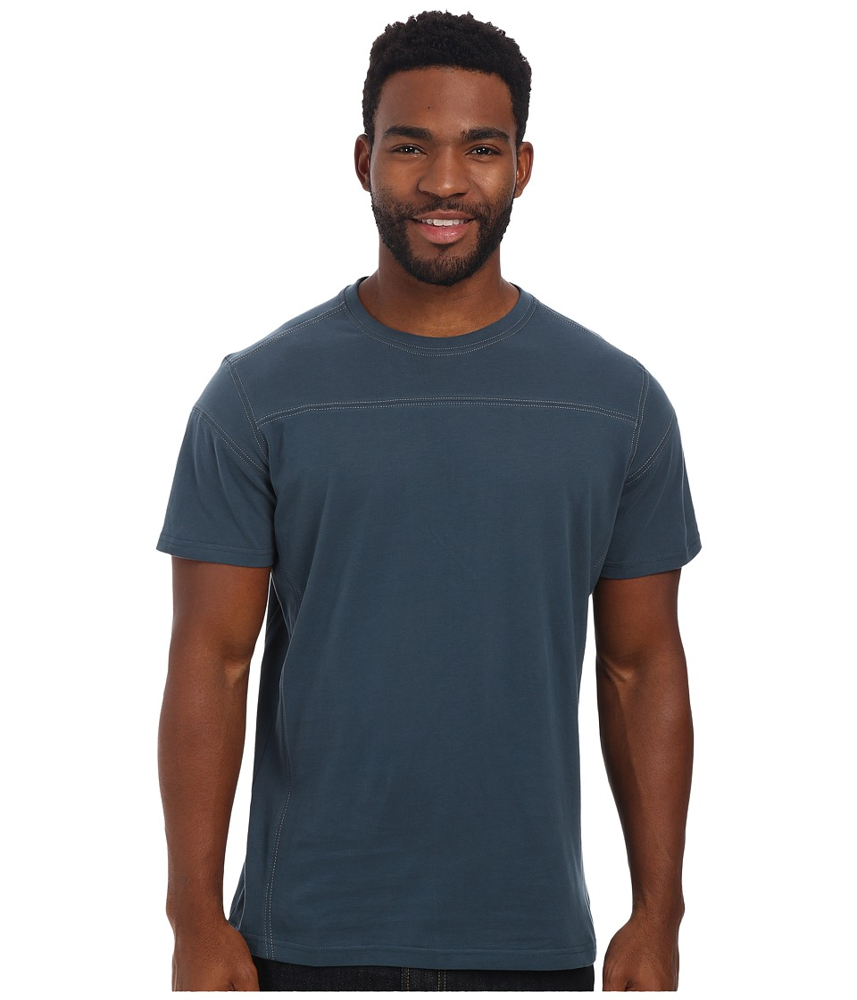 Kuhl - Blast S/S Shirt (Shadow Blue) Men's Clothing