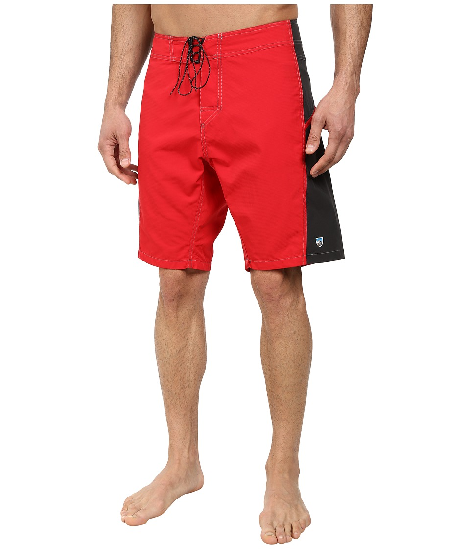Kuhl - Mutiny Short (Lifeguard Red) Men's Swimwear