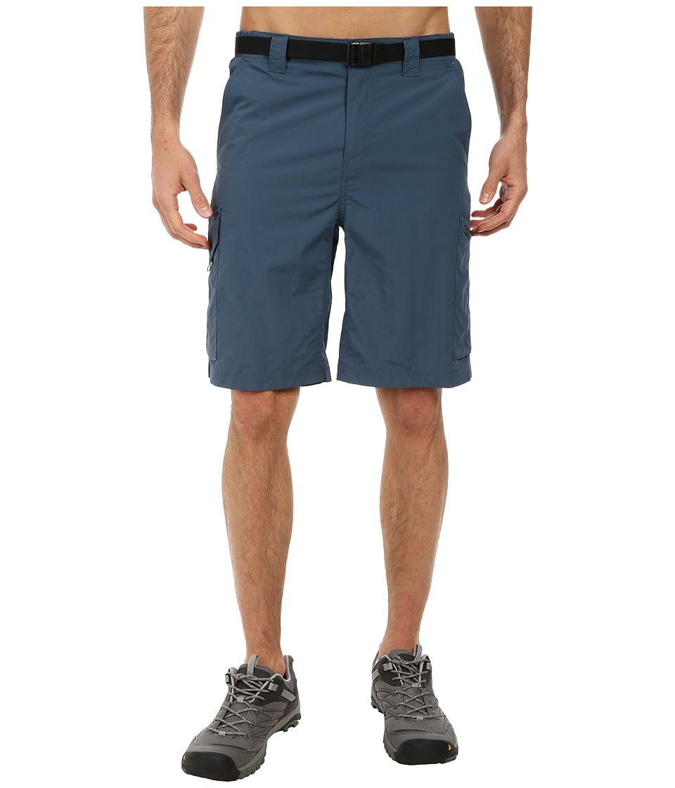 Columbia - Silver Ridge Cargo Short (Everblue) Men's Shorts