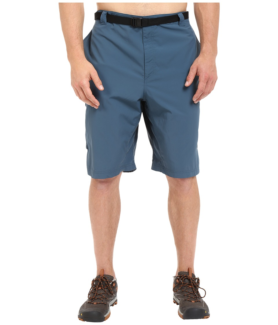 Columbia - Big Tall Silver Ridge Cargo Short (42-54) (Everblue) Men's Shorts