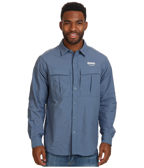 Columbia - Cascades Explorer L/S Shirt (Mountain) Men