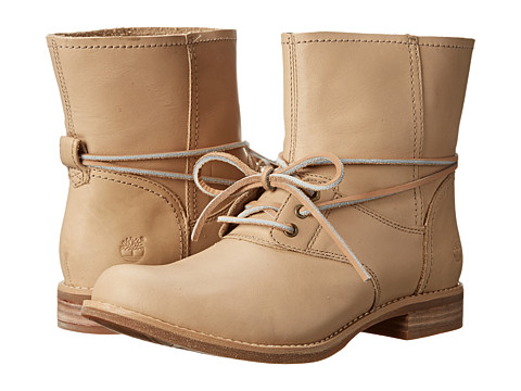 Timberland - Earthkeeper Savin Hill Lace Ankle Boot (Light Tan Sonny) Women