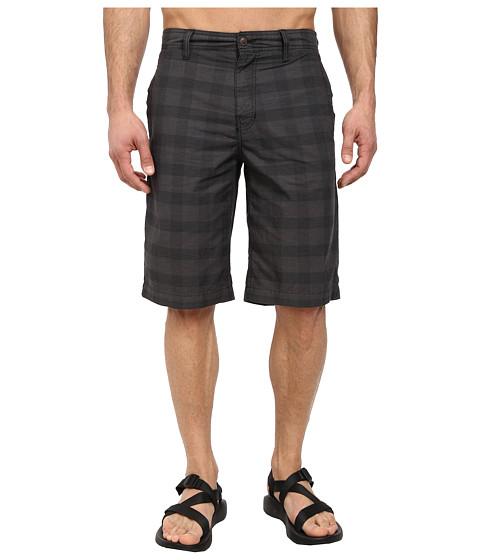 The North Face - Alderson Plaid Short (TNF Black) Men