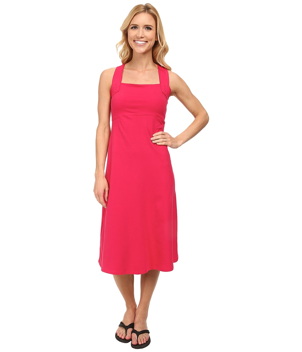 FIG Clothing - Sol Dress (Blush) Women's Dress