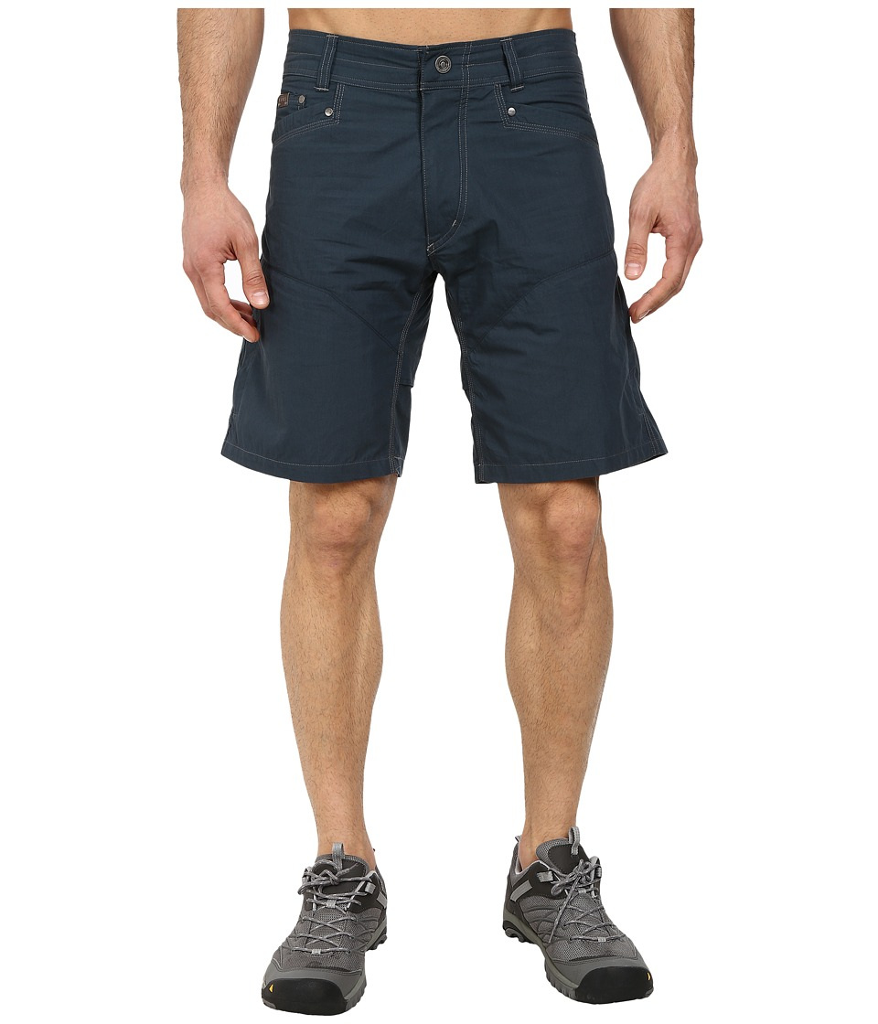Kuhl - Kontra Air Short (Deep River Blue) Men's Shorts
