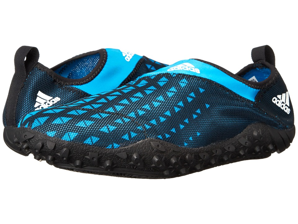 adidas Outdoor - Kurobe II (Black/Solar Blue/White) Men's Shoes