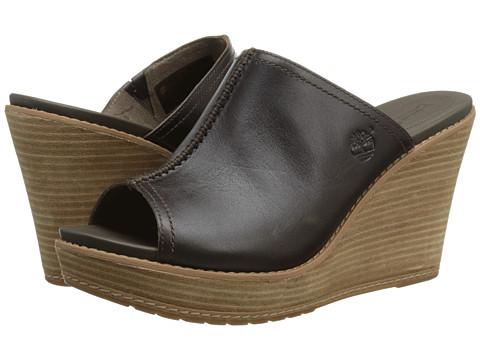 Timberland - Earthkeepers Danforth Mule (Dark Olive Journeyman) Women's Shoes