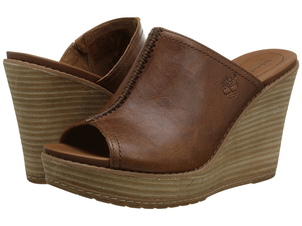 Timberland - Earthkeepers Danforth Mule (Buckthorne Brown Journeyman) Women's Shoes