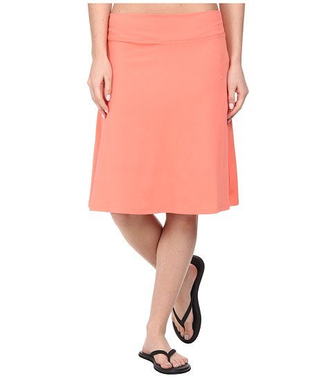 FIG Clothing - Lip Skirt (Papaya) Women's Skirt