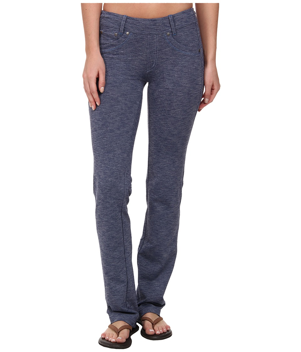KUHL - M va Straight Pant (Indigo) Women's Casual Pants