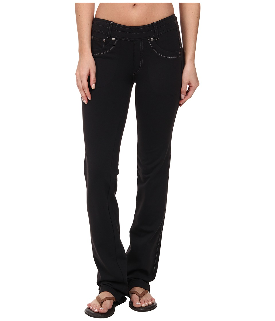Kuhl - M va Straight Pant (Raven) Women's Casual Pants